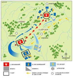 Battle of Zhovti Vody httpsuploadwikimediaorgwikipediacommonsthu