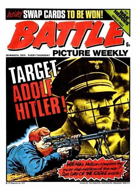 Battle Picture Weekly Battle Picture Weekly 1 Battle 1 Issue