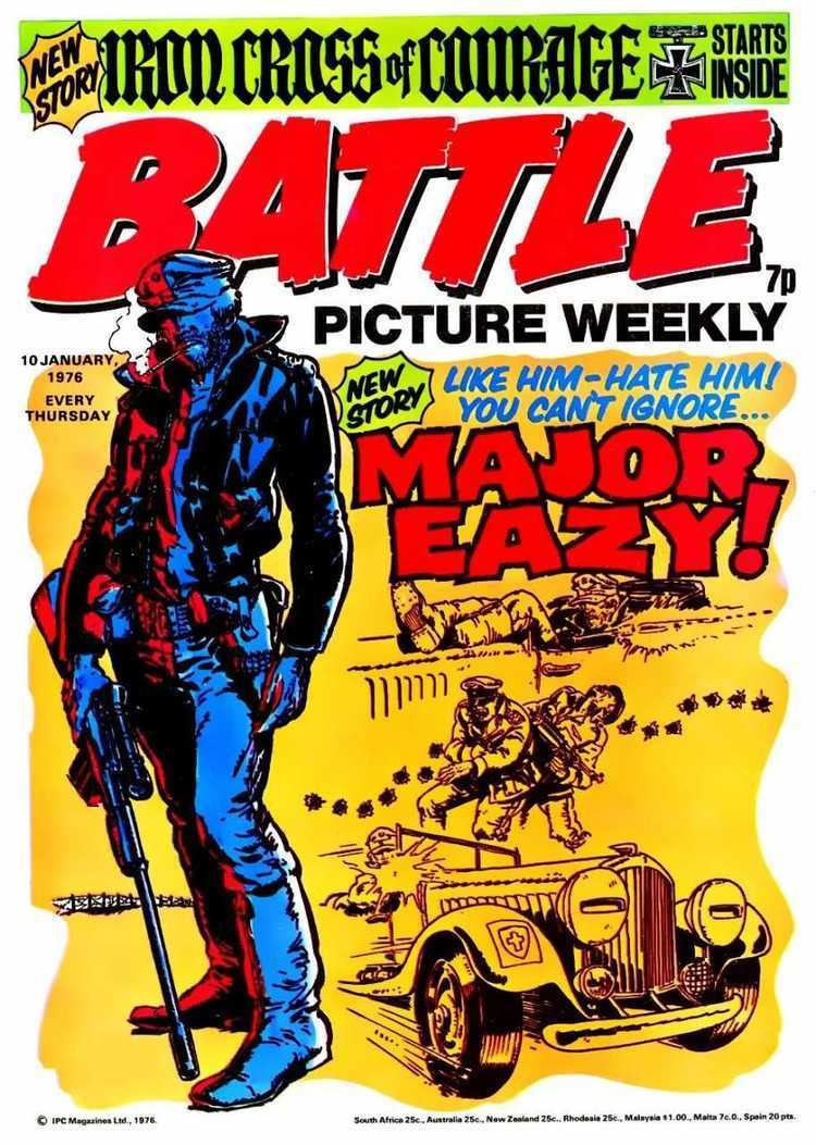Battle Picture Weekly Battle Picture Weekly 45 Battle 45 Issue