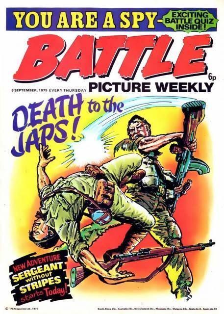 Battle Picture Weekly Battle Picture Weekly Volume Comic Vine