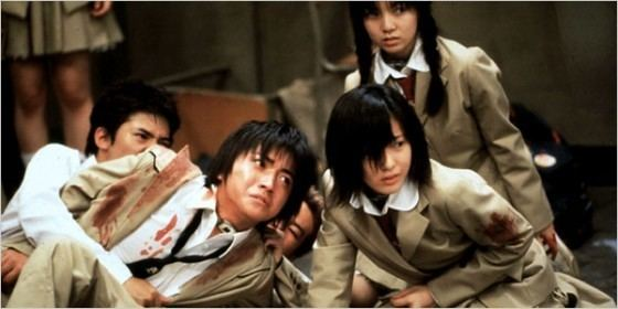 Battle Royale (film) movie scenes Even if you don t know anything about Japan the 2000 film Battle Royale still delivers as a kickass bloody cult movie It s got plenty of gunplay