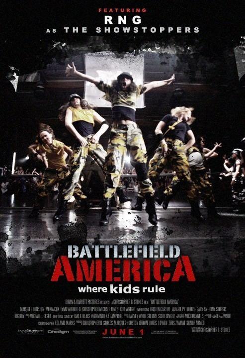 Battlefield America Battlefield America Movie Poster 5 of 20 IMP Awards