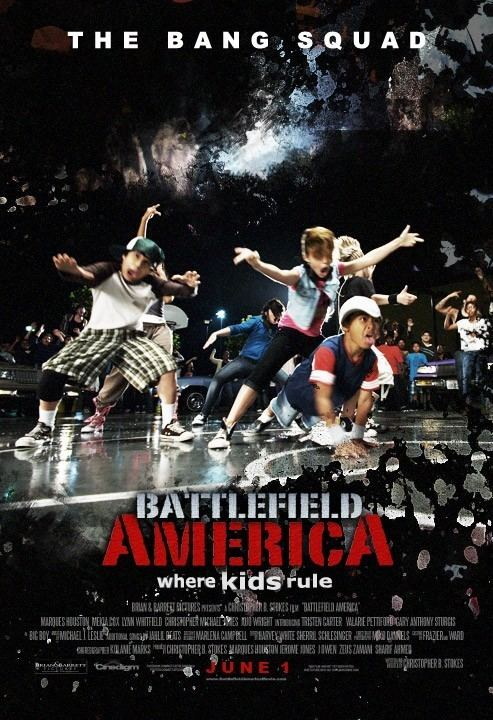 Battlefield America Battlefield America Movie Poster 4 of 20 IMP Awards