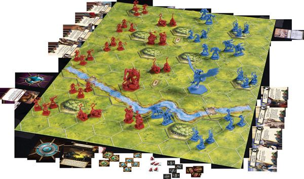 BattleLore (board game) The Tricks of Battle Fantasy Flight Games