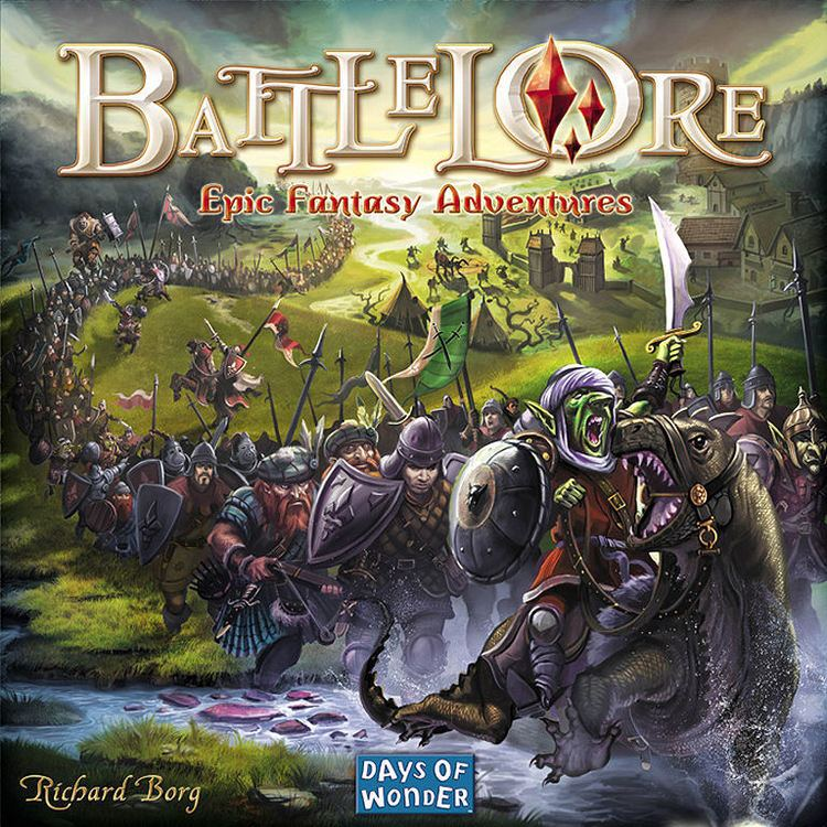 BattleLore (board game) httpscfgeekdoimagescomimagespic145116jpg