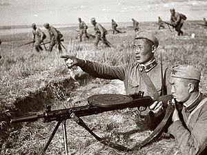 Battles of Khalkhin Gol Warfare History Blog Battle of Khalkhin Gol The JapaneseSoviet