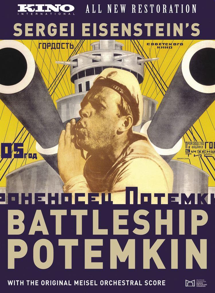 Battleship Potemkin Battleship Potemkin Kino Lorber Theatrical