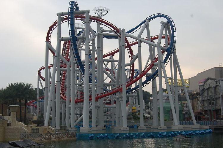 Battlestar Galactica (roller coaster)