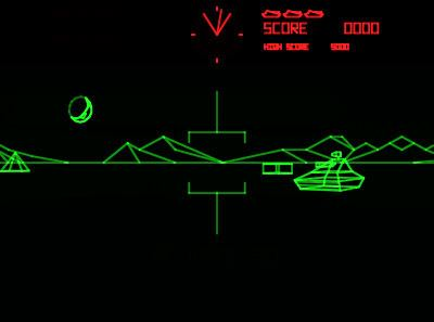 Battlezone (1980 video game) Battlezone 1980 Video Game TV Tropes