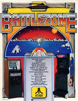 Battlezone (1980 video game) Battlezone 1980 video game Wikipedia