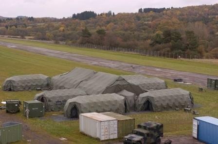 Baumholder Army Airfield