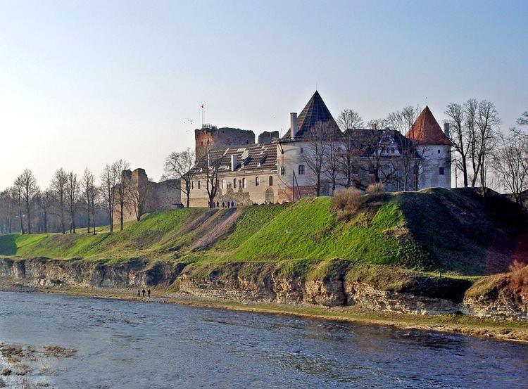 Bauska Castle Bauska Castle Wikipedia
