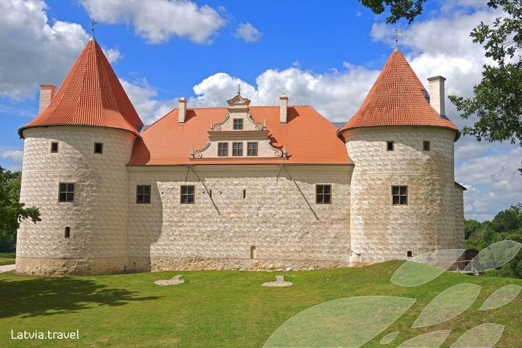 Bauska Castle Bauska Castle Latvia Travel
