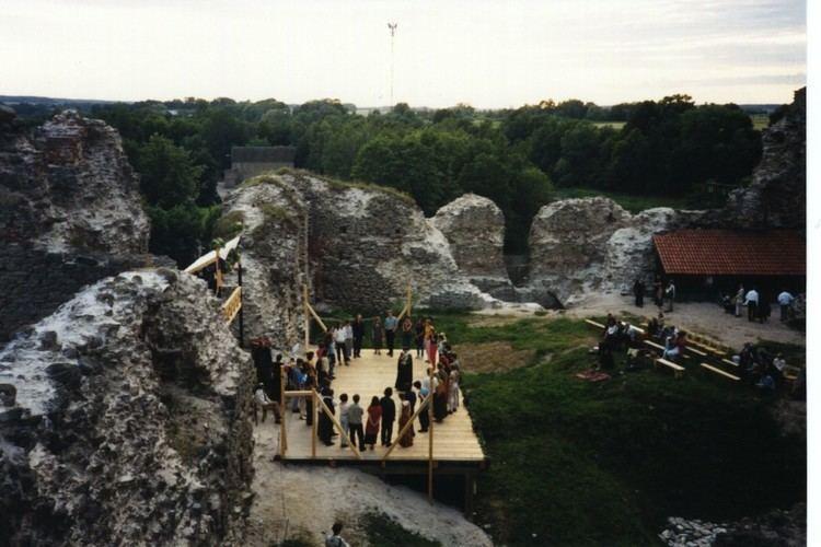 Bauska in the past, History of Bauska