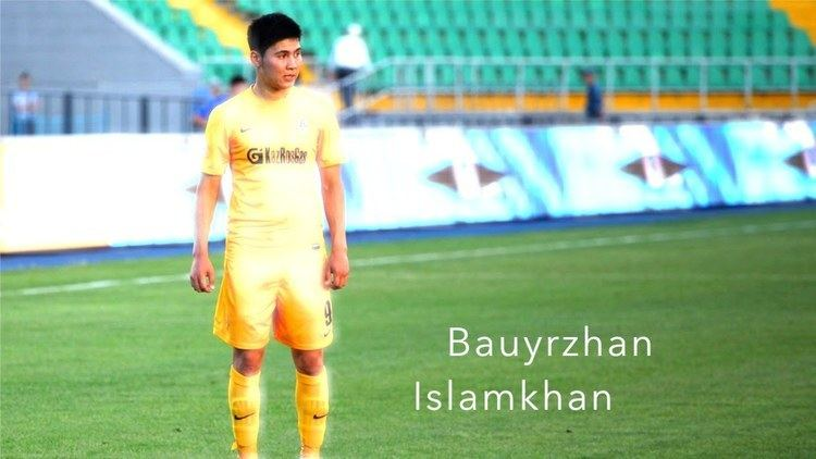 Bauyrzhan Islamkhan Bauyrzhan Islamkhan Goals Assists HD YouTube