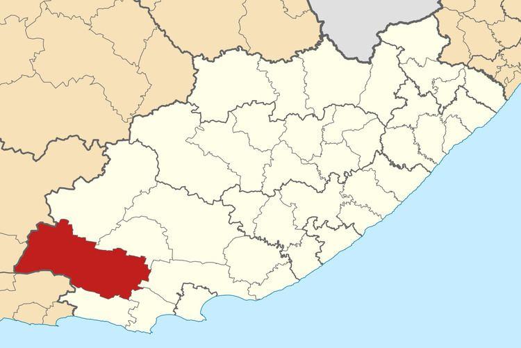 Baviaans Local Municipality