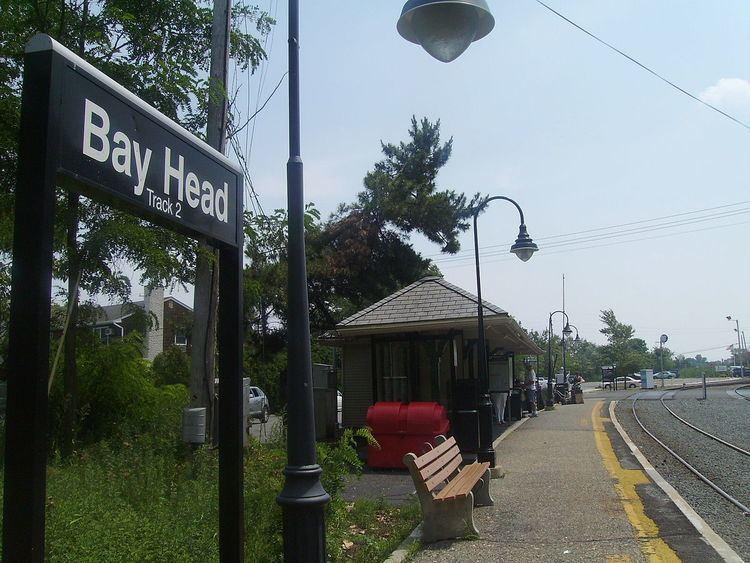 Bay Head station