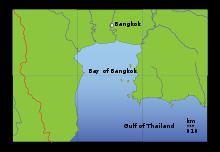 Bay of Bangkok httpsuploadwikimediaorgwikipediacommonsthu
