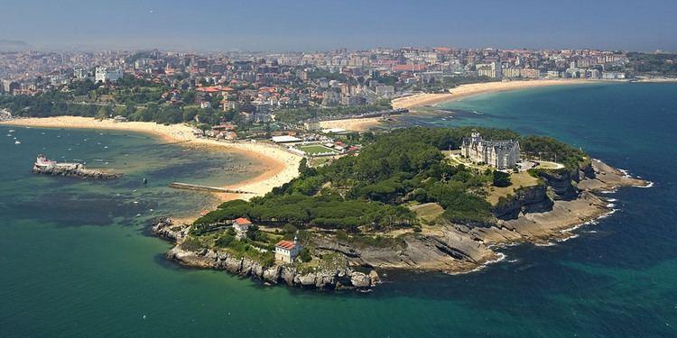 Bay of Santander Location Santander Teleport