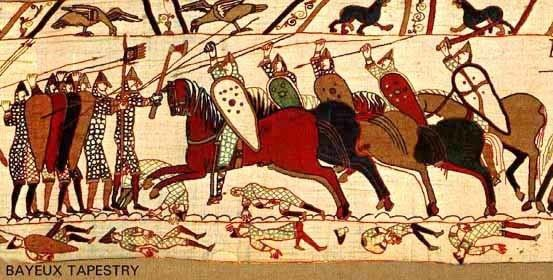 Bayeux in the past, History of Bayeux