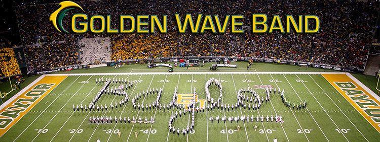 Baylor University Golden Wave Band Baylor University Baylor Golden Wave Band About Us