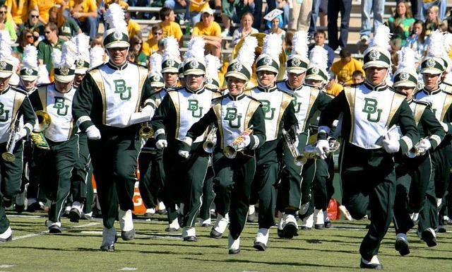 Baylor University Golden Wave Band That Good Ole Baylor TimeLine The 45 Year History of One of