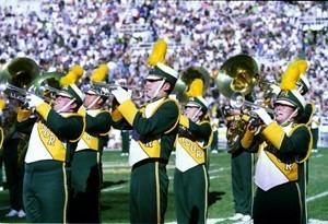 Baylor University Golden Wave Band Traditions Baylor Official Athletic Site