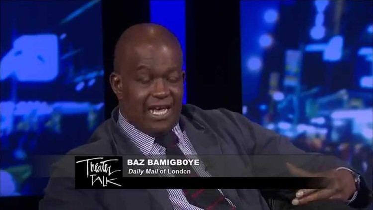 Baz Bamigboye Theater Talk A Time to Kill and Baz Bamigboye YouTube