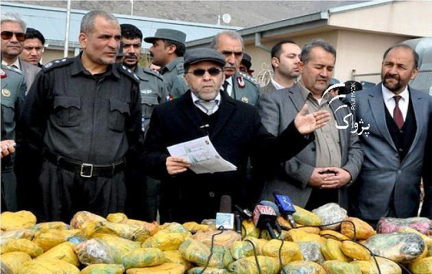 Baz Mohammad Ahmadi Gen Baz Mohammad Ahmadi Pajhwok Afghan News