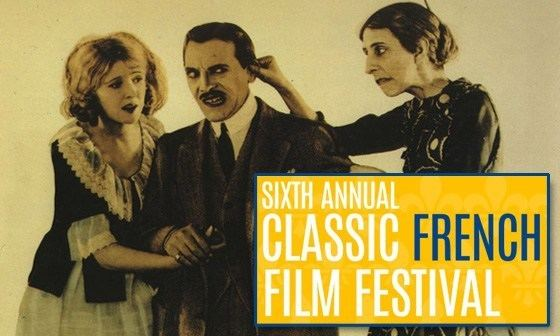 Be My Wife (1921 film) Classic French Film Festival Kicks Off Friday Night with BE MY WIFE
