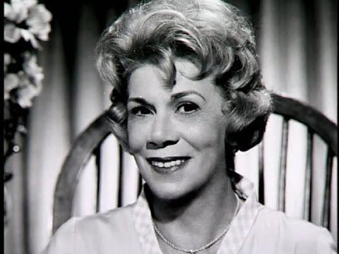 Bea Benaderet THE DEATH OF BEA BENADERET YouTube