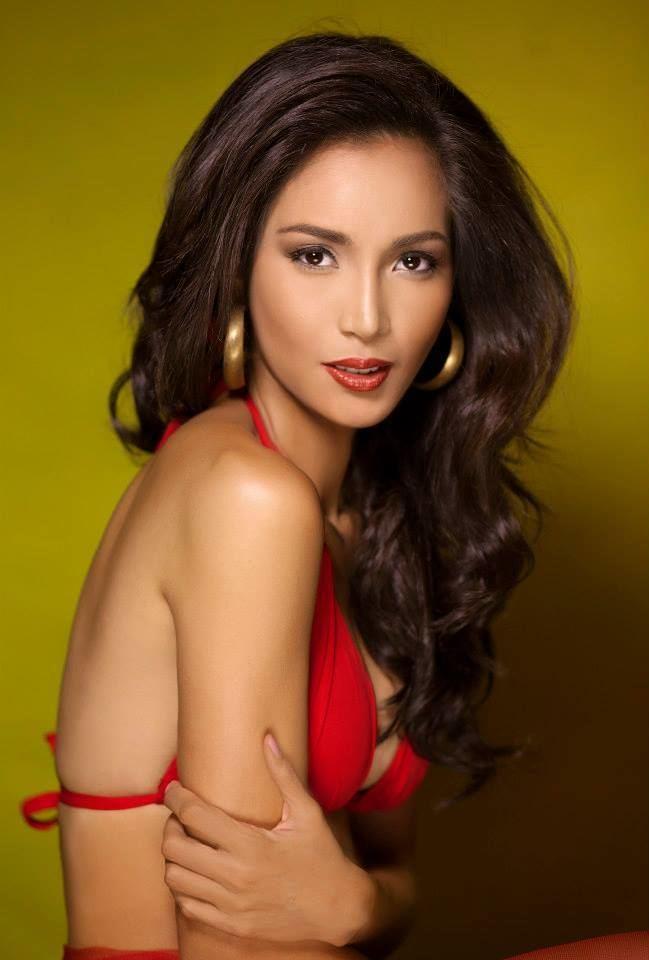 Bea Santiago MISS INT39L PHILIPPINES 2013 BEA SANTIAGO OFFICIAL PHOTOSHOOT