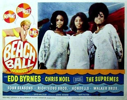 Beach Ball (film) BEACH BALL DVD MOVIE 1965 Supremes Hondells 4 Seasons BEACH BALL