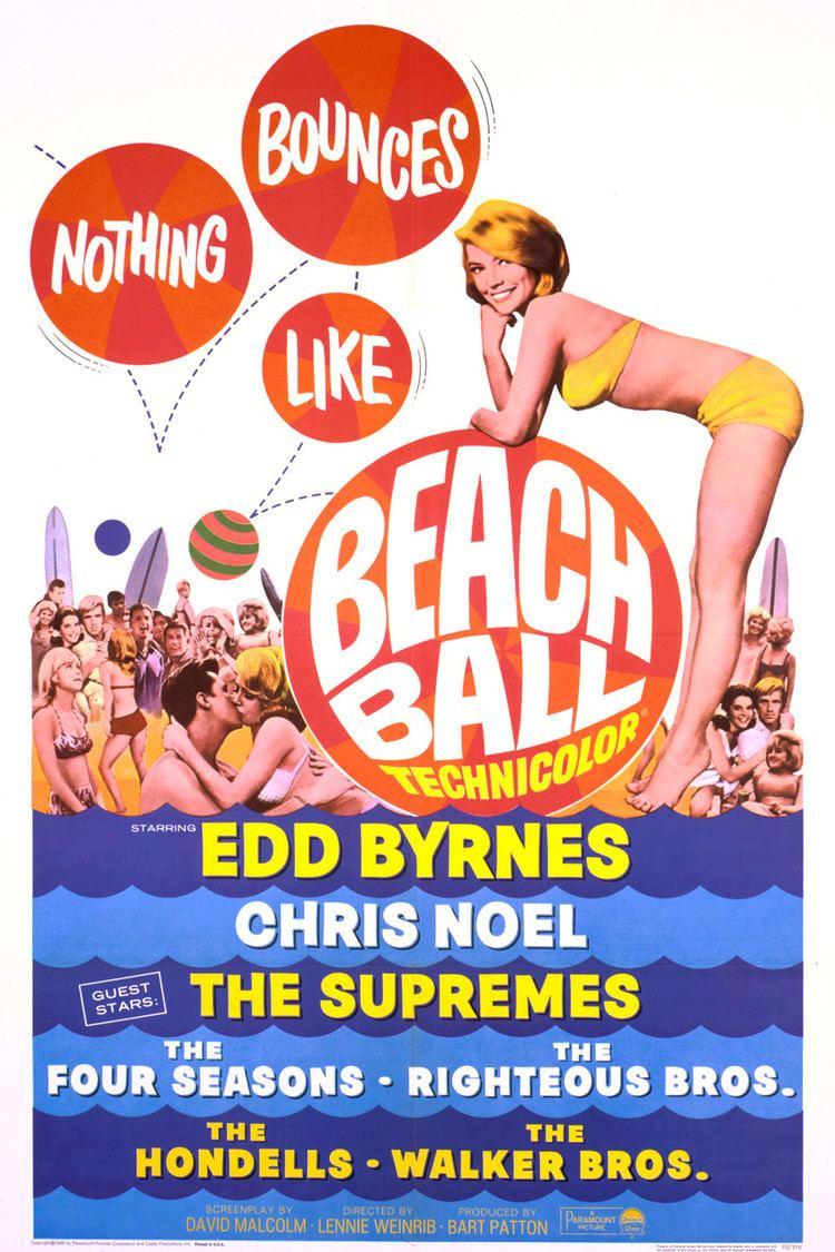 Beach Ball (film) wwwgstaticcomtvthumbmovieposters454p454pv