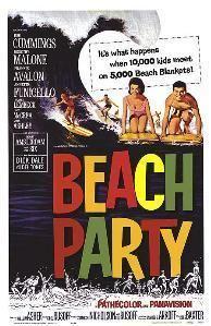 Beach party film