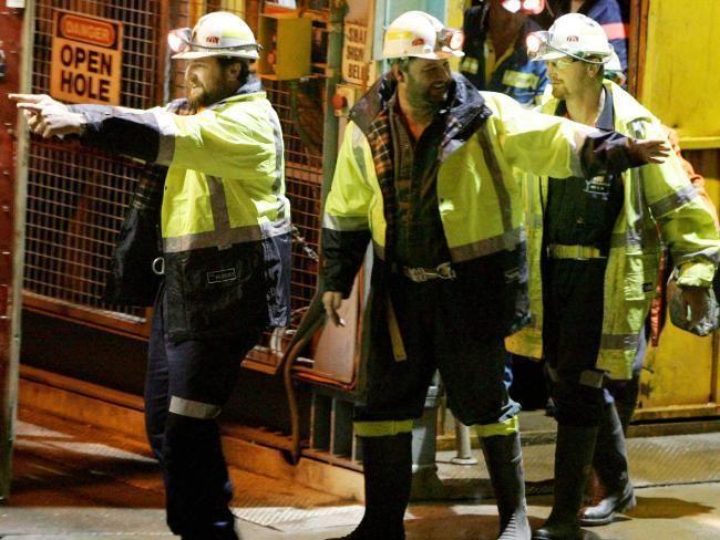 Beaconsfield Mine collapse Beaconsfield disaster Miner Brant Webb 39close to broke39 still