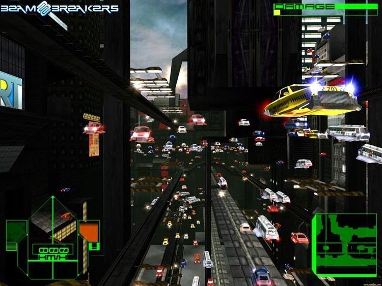 Beam Breakers Games Beam Breakers NVIDIA