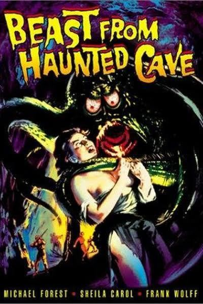 Beast from Haunted Cave t0gstaticcomimagesqtbnANd9GcTiv7szhNxmQf4t