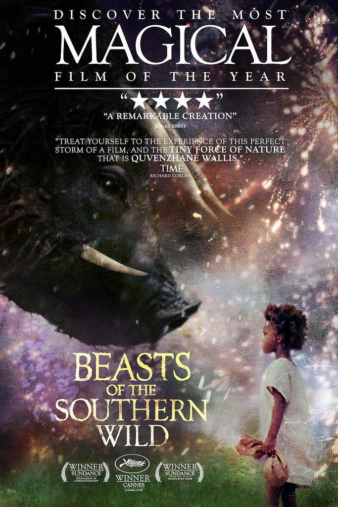 Beasts of the Southern Wild Producers Go Behind the Beast in Beasts of the Southern Wild The