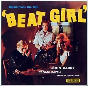 Beat Girl Beat Girl Soundtrack details SoundtrackCollectorcom