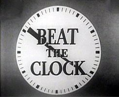 Beat the Clock Classic TV Shows Beat the Clock FiftiesWeb