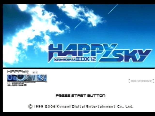 Beatmania IIDX 12: Happy Sky BeatMania IIDX 12 Happy Sky User Screenshot 1 for PlayStation 2