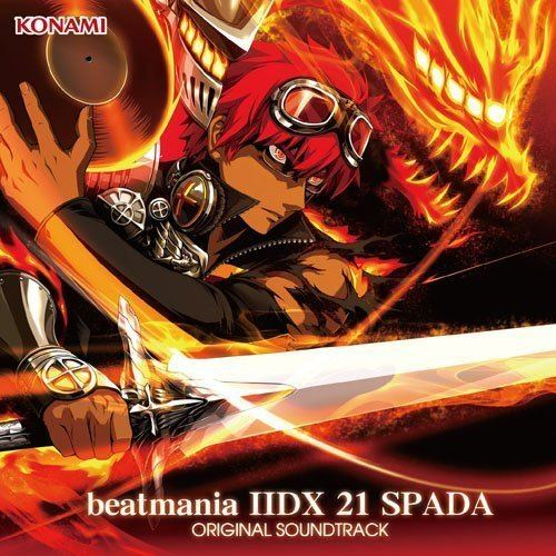 Beatmania IIDX 21: Spada Game Music Game Music Beatmania Iidx 21 Spada Original