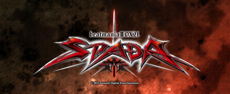 Beatmania IIDX 21: Spada beatmania IIDX 21 SPADA AC Japan BEMANI Games Music Game