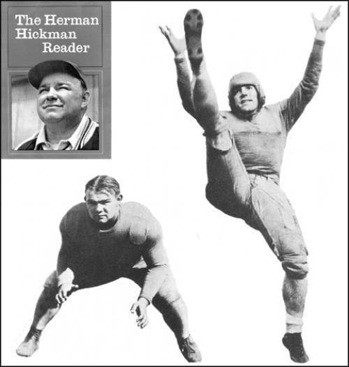Beattie Feathers Reader Proud of Kinship to UT Football Greats Hickman