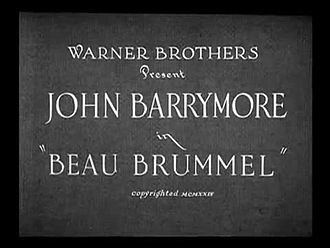 Beau Brummel (1924 film) Beau Brummel 1924 film Wikipedia