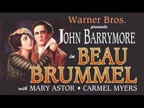 Beau Brummel (1924 film) Beau Brummel 1924 HighDef Quality YouTube