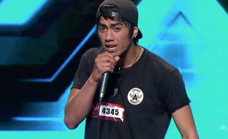 Beau Monga Beau Monga On X Factor NZ