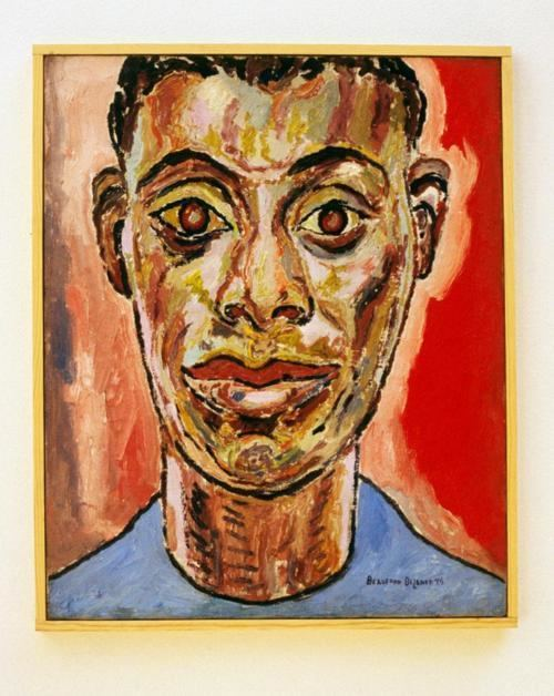 Beauford Delaney Beauford Delaney and James Baldwin AFRICANAHORG