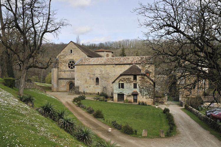 Beaulieu-en-Rouergue Abbey